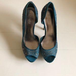 Baker showstopper platform heels